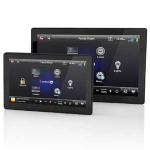 Control4 InfinityEdge Touchscreen