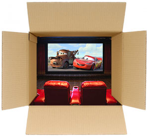Home Theater in a Box