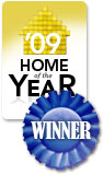 A.J. Burnett Gets All-Star Home Theater - Home of the Year '09 Winner