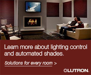 Learn More About Lighting Control and Automated Shades