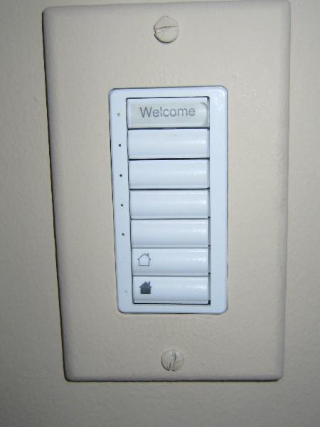 Keypad Control