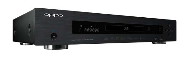 OPPO BDP-103D Blu-ray Disc Player Darbee Edition