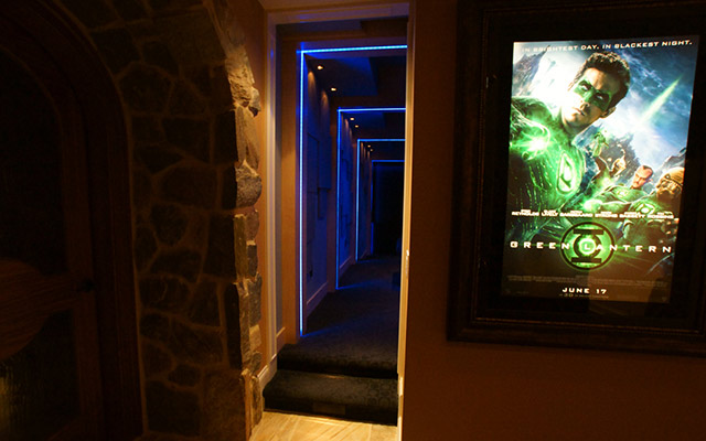 Theater Door