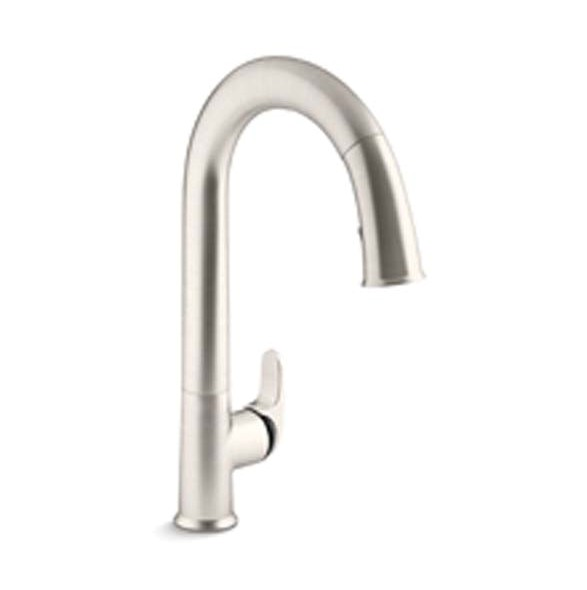 Kohler Sensate Touchless Pull-Down Kitchen Faucet