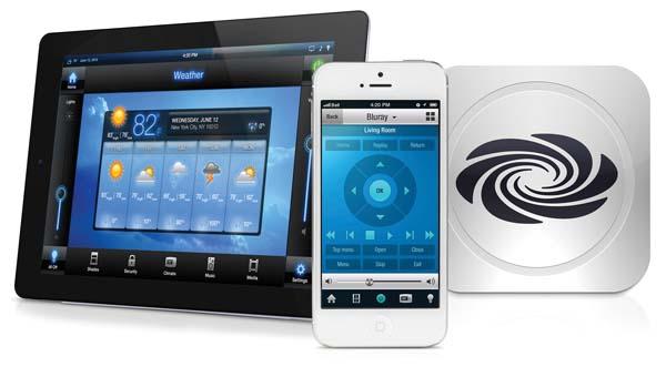 Crestron Control App