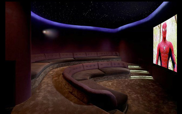 Curvy Theater
