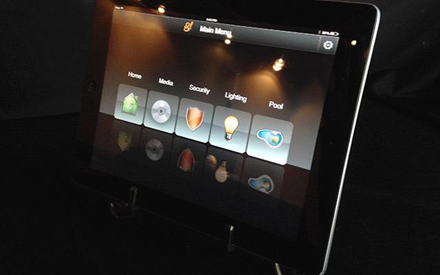 Elan g! on iPad