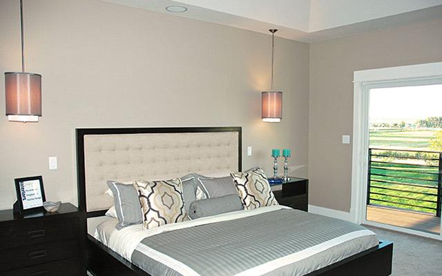 Master Bedroom Speaker Control