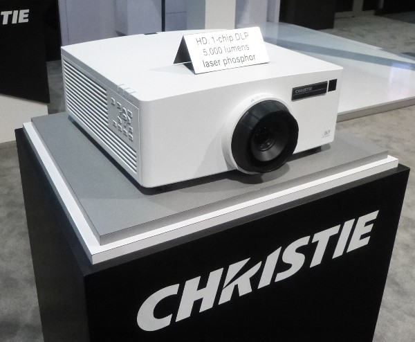 Christie Laser 1080p Projector