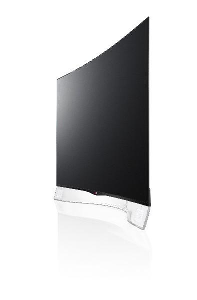 LG Curved OLED