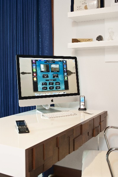 Custom Control in iMac