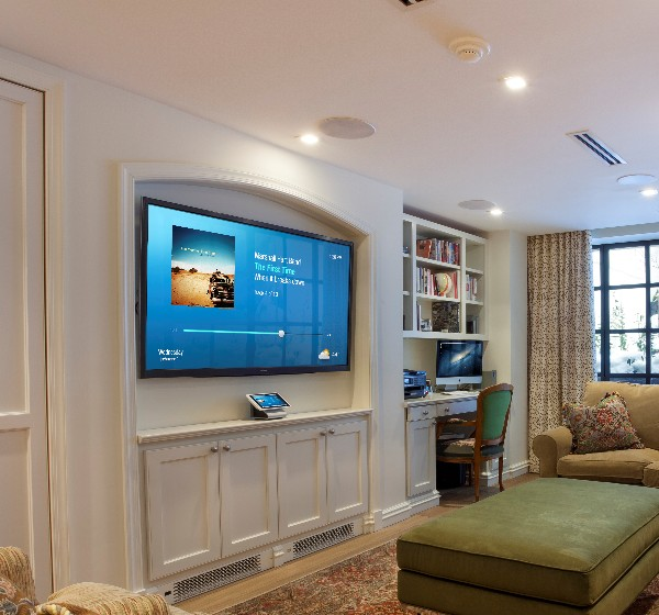 Crestron Brownstone