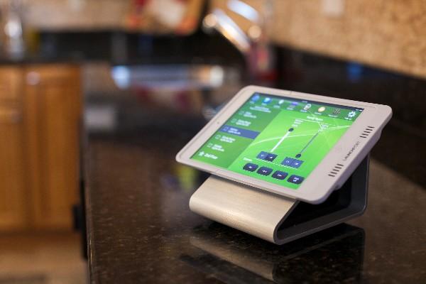 Tabletop iPad