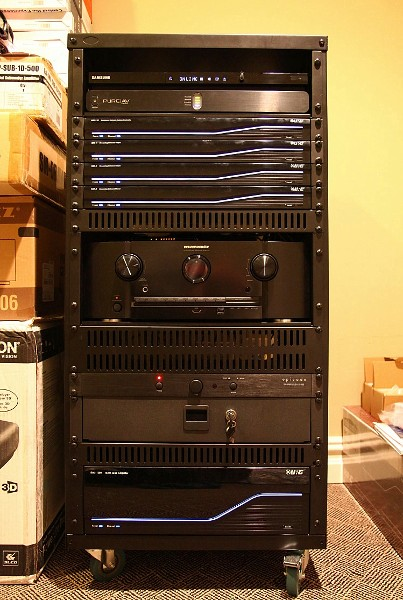 Total Control Rack