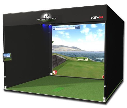 Visual Sports Systems VS-14 Golf Simulation System