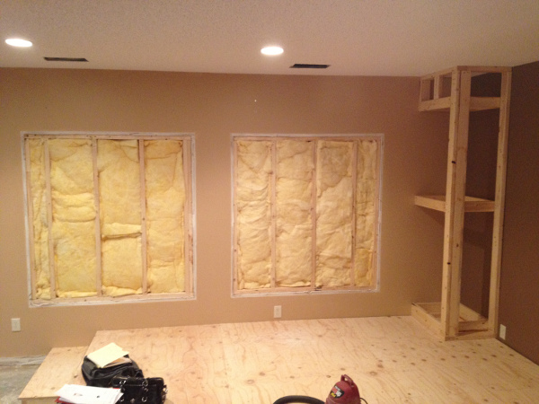 In Process Framing, Insulating