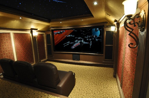 Home Theater Pro Overhauls His Own Home Theater