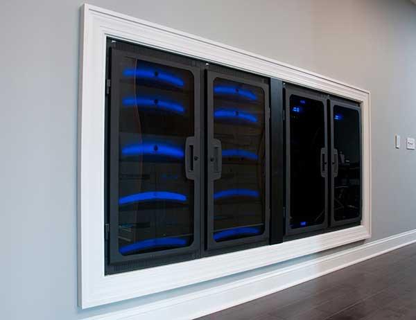 Kaleidescape Server Cabinet