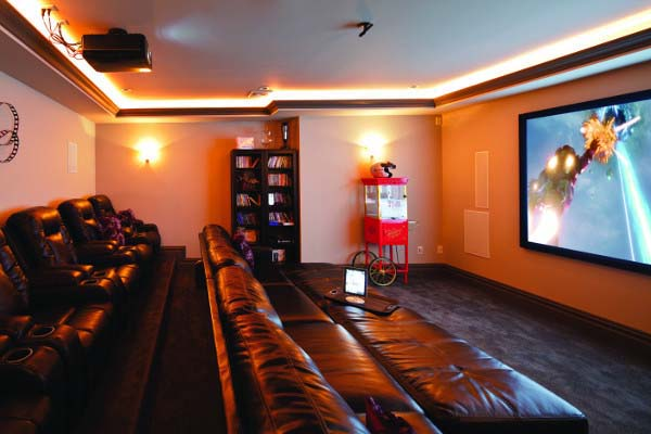 Jonas Home Theater