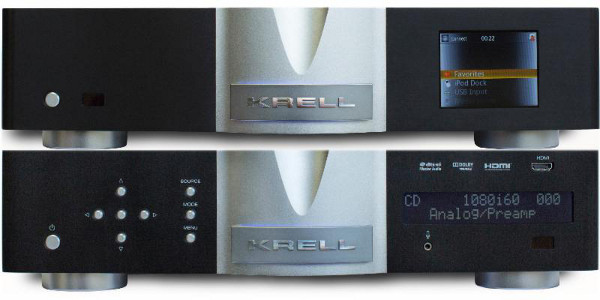 Krell Connect and Foundation