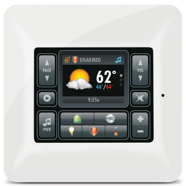 Home Control Interface