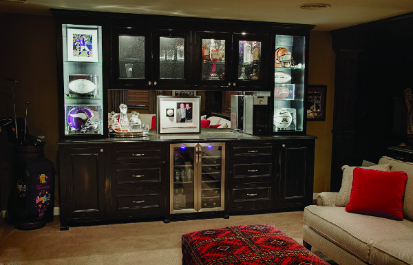 Memorabilia Cabinet