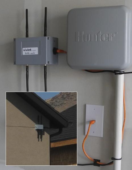 Broadband Wi-Fi Transmission