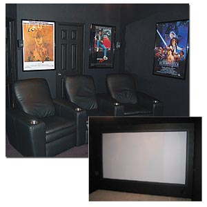 $8,000 Home Theater