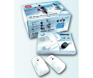 The Intamac Home Monitoring Kit