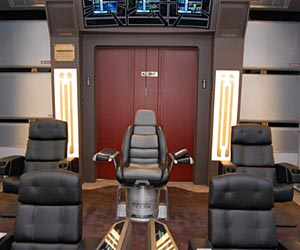 star trek prop theater