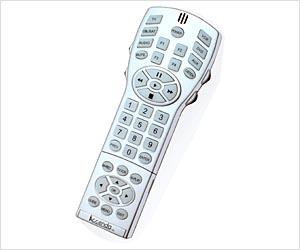 Accenda voice activated remote