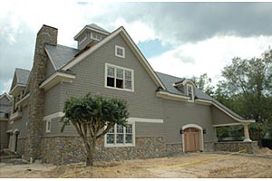 2007 New Southern Home