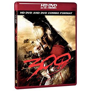 300 HD DVD