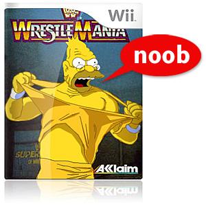 old wii gamer