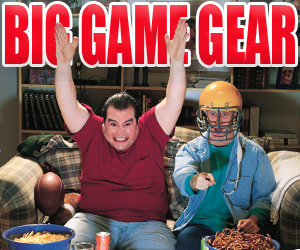 The 5 Products You Need for the Big Game