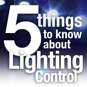 5 Things to Know About Lighting