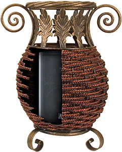 Table Top Weave Vase