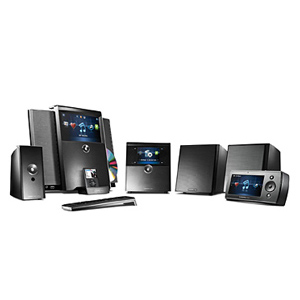linksys wireless audio