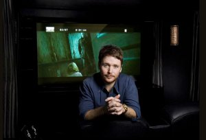 Kevin Connolly's home theater