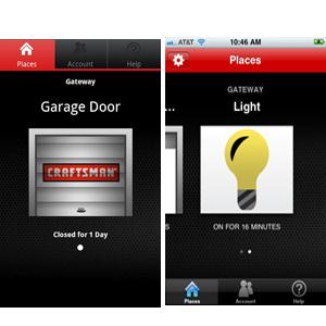 Garage door opener remote craftsman garage door opener for App to open garage door