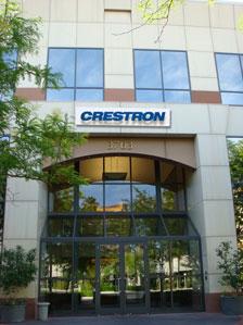 crestron vegas