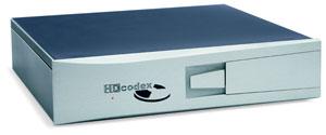 CodexNovus server