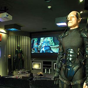 Aliens, Monsters Home Theater