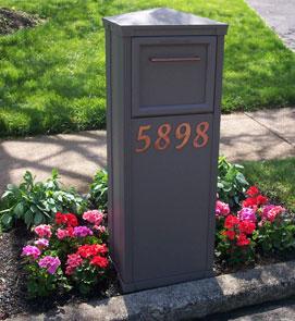 janzer mailbox