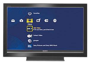 Sony KDL-46V3000 TV