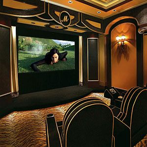Making a Mark on Home Theater