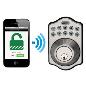 Wifi Locks For Home Security Sistems