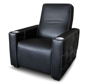 Green Home Theater Furniture - Lux