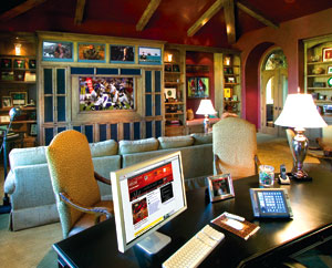 marvellous ultimate home office | Ultimate Home Office Mixes Work & Play - AVS Forum | Home ...