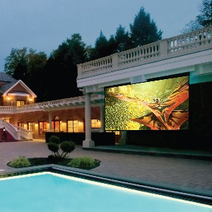 Their Request Wasnu0027t Unusual, Says Minhas, Whou0027s Seen An Upswing In  Requests For Outdoor Entertainment Systems, But The Fact That An Outdoor  Area Would Be ...